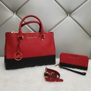 Michael Kors Sutton Color-Block Set.